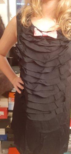 Anna Sui Evening Dress black-pink