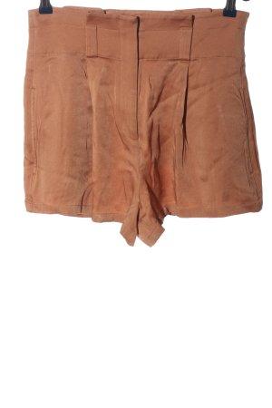 A.L.C. Short taille haute orange clair style décontracté