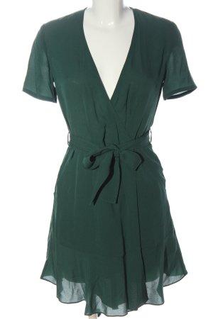 A.L.C. Shortsleeve Dress green casual look
