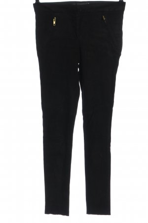 A.L.C. Leather Trousers black casual look