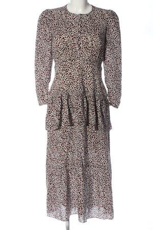 A.L.C. Maxi Dress allover print casual look