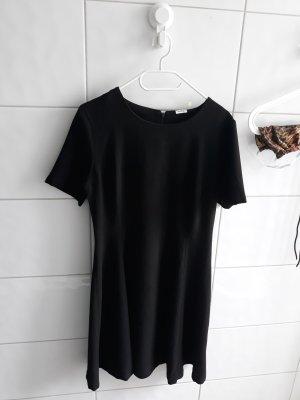 a line schwarz dress