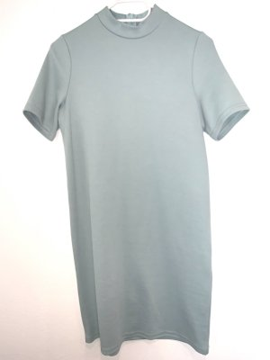 A-Line Turtleneck T-Shirt Kleid