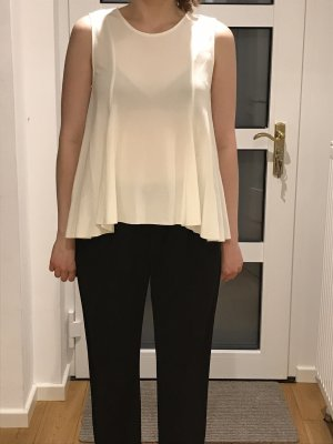 Max & Co. Short Sleeved Blouse white