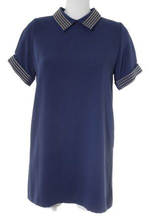 A-Linien Kleid blau Casual-Look