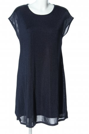 A-Linien Kleid blau Casual-Look