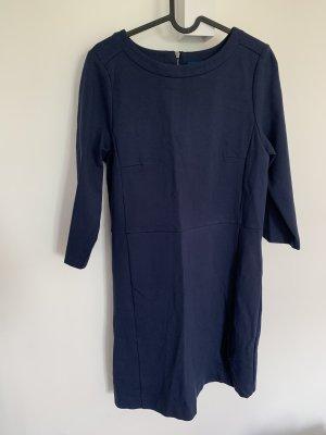 A-Linien Kleid in dunkelblau