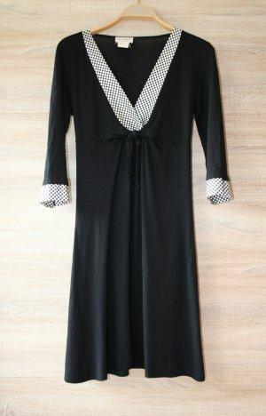 A-Linien Kleid schwarz Elegant von jus d'orange Paris