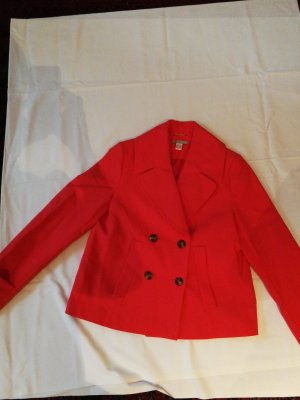 Cyrillus PARIS Naval Jacket bright red