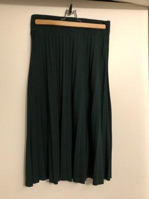 Anna Field Jupe plissée vert foncé polyester