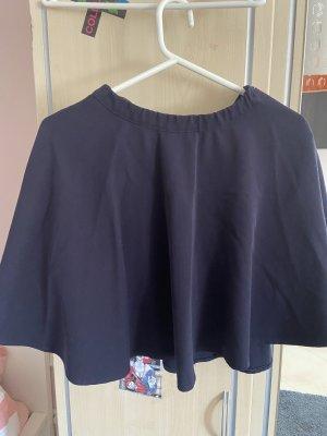 Tafzijde rok donkerblauw