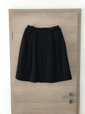 Hallhuber Spódnica w kształcie tulipana czarny