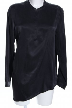 Long Blouse black business style