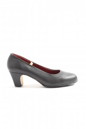 a.ojuna Mary Jane Pumps black casual look