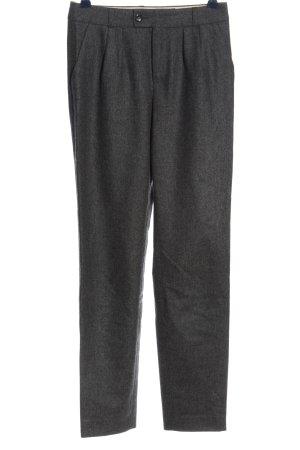 A.P.C. Pantalón de vestir gris claro moteado estilo «business»