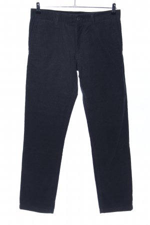 A.P.C. Corduroy Trousers black casual look