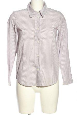 A.P.C. Camisa de manga larga estampado a rayas estilo «business»