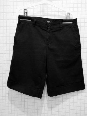 A.P.C. Shorts negro