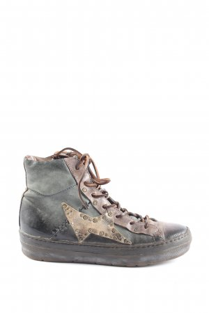 A.S.98 Ankle Boots mehrfarbig Casual-Look