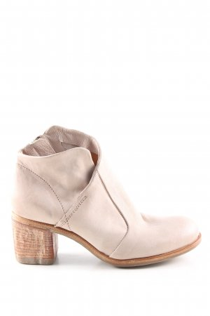 A.S.98 Ankle Boots wollweiß Casual-Look
