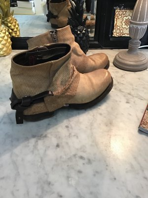 A.S.98 Chelsea Boot beige-taupe cuir