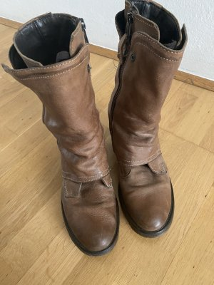 Air Step Botines marrón