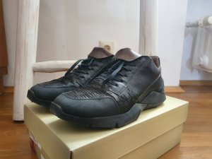 A.S.98 Lace-Up Sneaker black