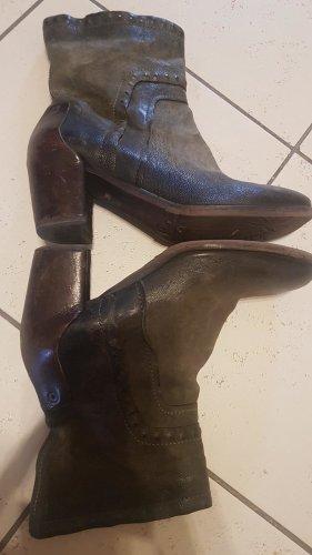 A.S.98 Short Boots khaki
