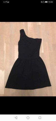 Tezenis Vestido de un hombro negro