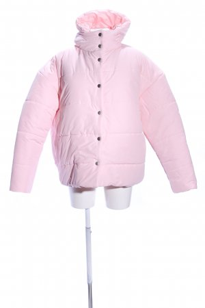 A.W.A.K.E. Steppjacke pink Steppmuster Casual-Look