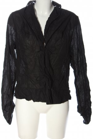 A-Z Shirt Blouse black casual look