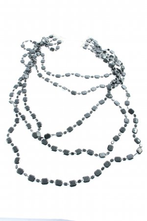 A-Zone Collier Necklace black casual look