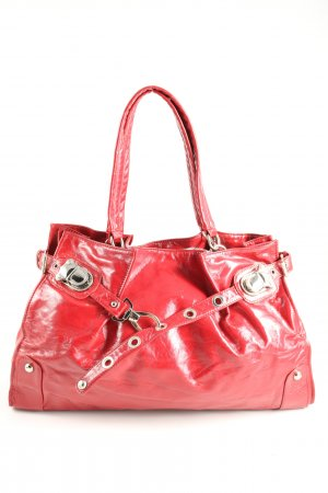 A-Zone Handtasche rot Casual-Look