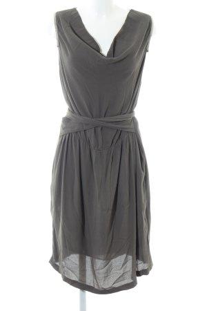 Aaiko Blouse Dress light grey casual look