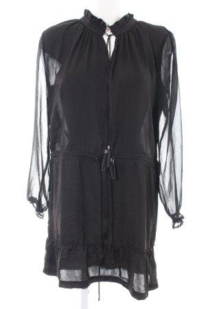 Aaiko Blouse Dress black elegant