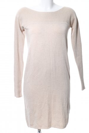 Aaiko Longsleeve Dress natural white flecked casual look