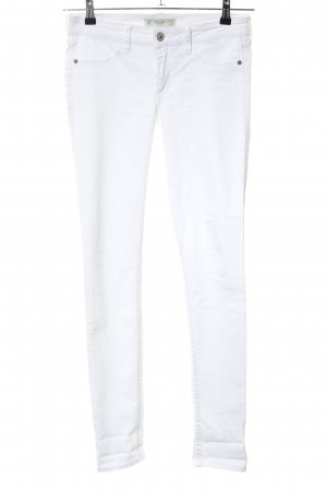 Abbacino Vaquero slim blanco look casual