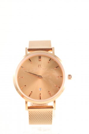 abbott lyon Analog Watch gold-colored casual look