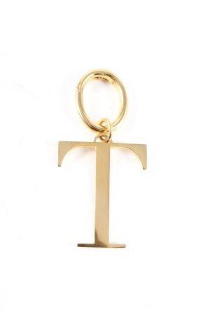 abbott lyon Colgante color oro look casual