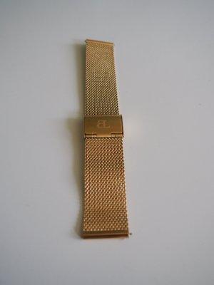 abbott lyon Orologio con cinturino di metallo oro