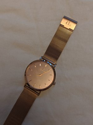 abbott lyon Watch With Metal Strap multicolored