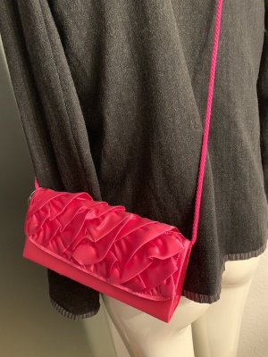 Caspar Borsa clutch rosa