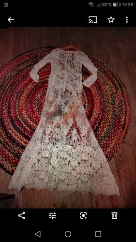 Abend/Hochzeitskleid