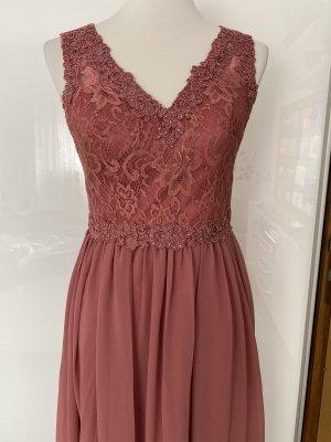 Mascara Evening Dress pink-neon pink