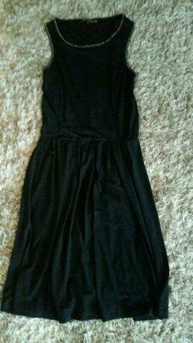 Amor & Psyche Evening Dress black