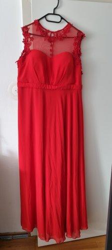 andere Marke Robe de soirée rouge