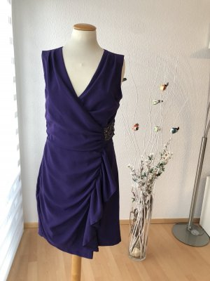 Fransa Evening Dress lilac