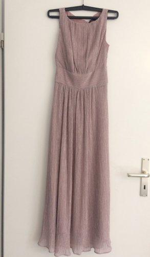 Swing Evening Dress rose-gold-coloured