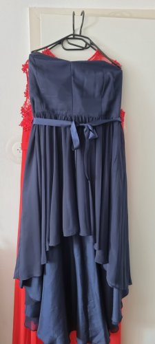 Swing Evening Dress dark blue