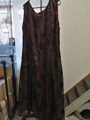Barisal Evening Dress black-bordeaux